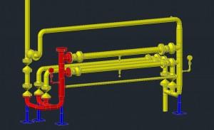 As-built 3D Model